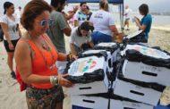 Inscrições para participar do Dia Mundial de Limpeza de Praias encerram nessa quarta-feira (12)