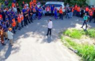 Caraguatatuba realiza Oficina Preparatória para Operação Chuvas de Verão a outras 23 cidades