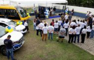 Cinco novos veículos integram frota da Secretaria de Educação