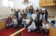 Câmara realiza palestra para adolescentes e jovens