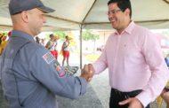 Prefeito participa da Cerimônia de Formatura de Guarda-Vidas Temporário realizada hoje (14/11)