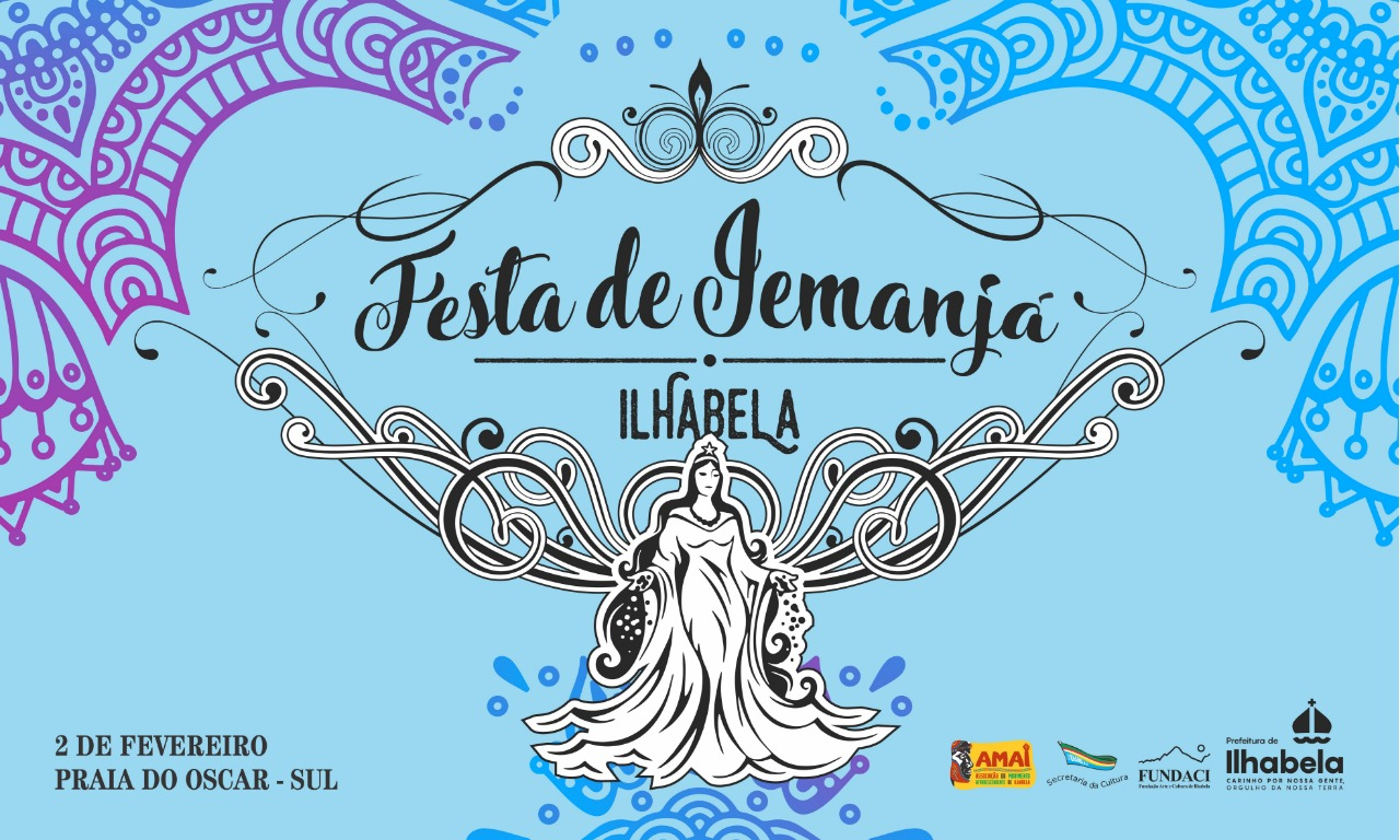 Ilhabela realiza 1ª Festa de Iemanjá no sábado