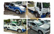 Prefeitura entrega 40 novos veículos que comporão a frota municipal