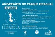 Aniversário do Parque Estadual de Ilhabela conta com diversas atrações