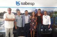 Diretor da Sabesp se compromete a entregar todos projetos voltados à universalização do saneamento de Ilhabela e o plano de contingência para o Carnaval
