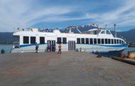 Prefeito de Ilhabela participa da entrega de catamarã da Dersa