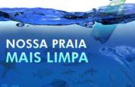 Colégio Objetivo Caraguá realiza mutirão de limpeza na Praia do Centro