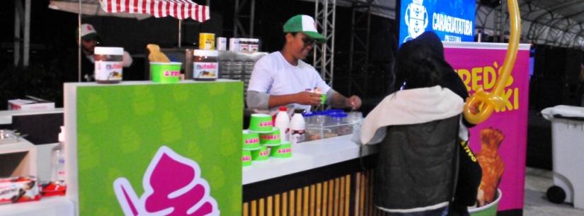De acarajé a sorvete nas nuvens, 3º Festival de Food Truck tem opções para todos os gostos