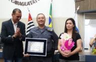 Títulos de Cidadão Caraguatatubense são concedidos aos capitães Luiz Fernando e Eduardo Gonsales