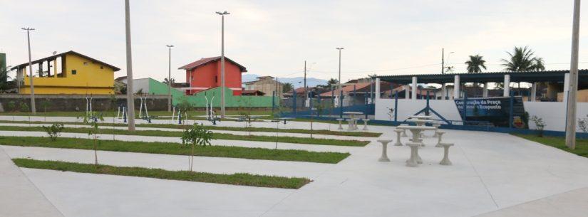 Massaguaçu ganha Praça do Idoso e Ecoponto a partir da próxima semana