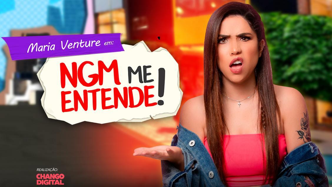 TMC recebe show 'Ninguém me Entende', com youtuber Maria Venture