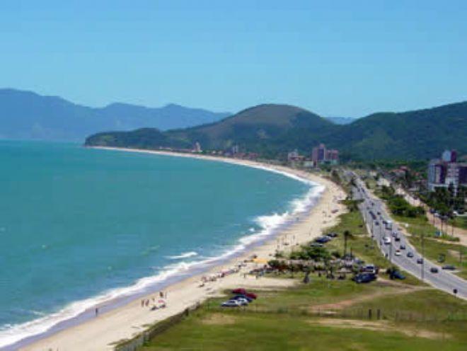 Caraguatatuba Praia do Massaguaçu