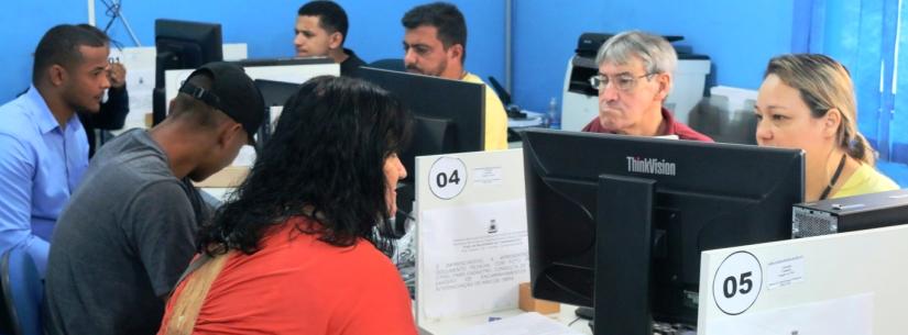 Caraguatatuba disponibiliza mais de 50 vagas de emprego