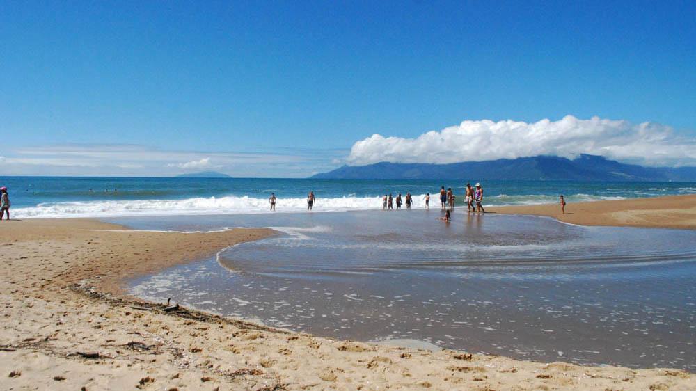 Caraguatatuba Praia do Capricórnio