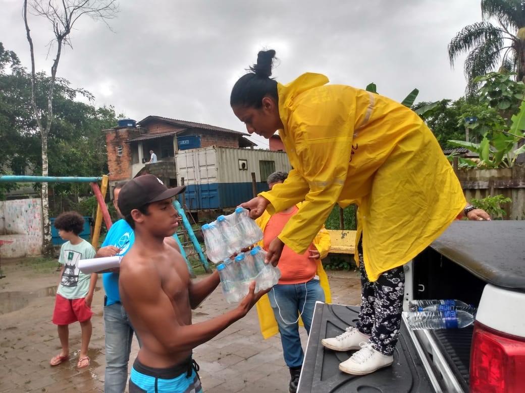Fundo Social de São Sebastião segue com campanha de arrecadação de donativos