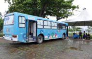 """São Sebastião: Topolândia recebe ônibus consultório do projeto """"Prevenir na Cidade"""" nesta quarta-feira (12)"""