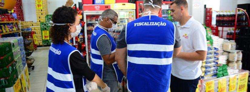 Covid-19 – Fiscalização do Procon de Caraguatatuba tem 80 notificações a estabelecimentos