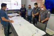 Prefeito Felipe Augusto inicia implantação de novo sistema de monitoramento que integra órgãos de segurança em São Sebastião