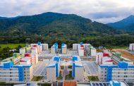 Entrega de apartamentos do CDHU Ubatuba G
