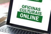 Oficinas Culturais da FUNDACC retomam atividades online no mês de agosto