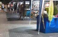 Região norte do município ganha primeira feira de artes e artesanato no bairro Balneário Copacabana