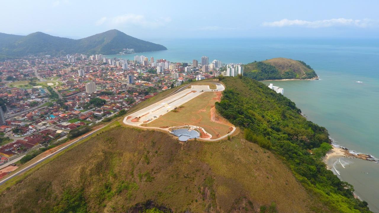 Missa Campal marca entrega oficial da 1ª fase do Complexo Turístico do Camaroeiro*