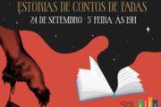 Na 10ª edição da FLIC, EMEF Euclydes Ferreira realiza live sobre contação de história
