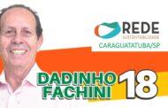 Confira as perguntas encaminhada ao candidato a Prefeito de Caraguatatuba– DADINHO FACHINI – 18