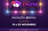 Inscrições para 13º Litoral EnCena ONLINE terminam nesta quarta-feira (25)