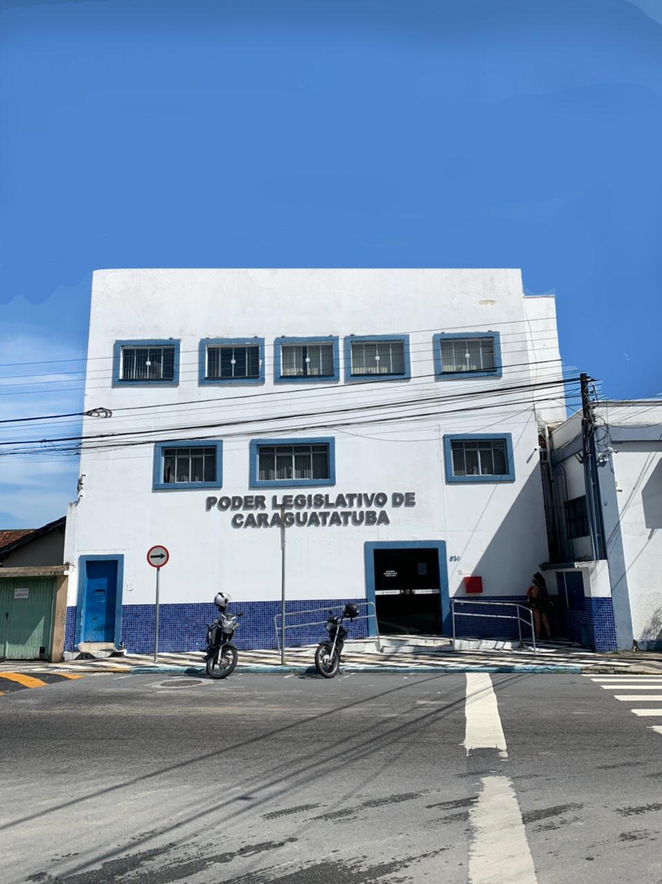 Câmara de Caraguatatuba retoma atividades e atendimentos presenciais deverão ser agendados