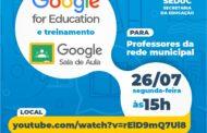 Prefeitura de São Sebastião oferece ferramenta virtual Google for Education para alunos e professores da rede municipal