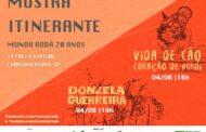 Cia. Mundu Rodá apresenta espetáculos online 'Vida de Cão - Coração de Herói' e 'Donzela Guerreira' na quarta-feira (4)
